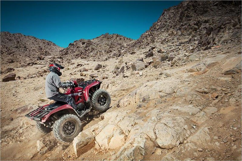 2019 Yamaha Grizzly EPS 6