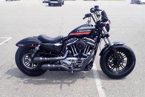 2018 Harley-Davidson Forty-Eight® in Massillon, Ohio - Photo 1