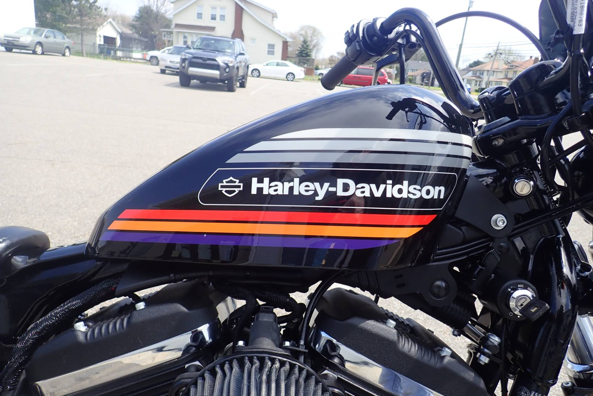 2018 Harley-Davidson Forty-Eight® in Massillon, Ohio - Photo 3