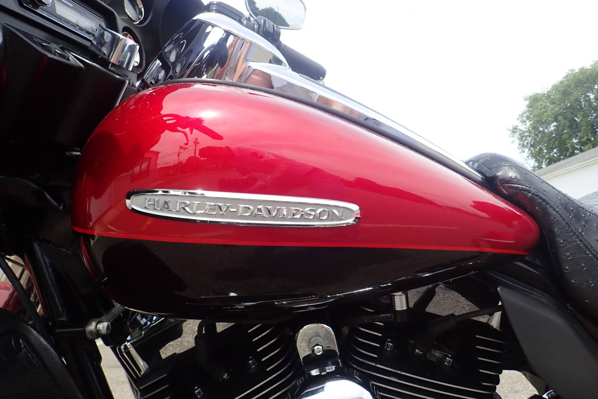 2012 Harley-Davidson Electra Glide® Ultra Limited in Massillon, Ohio - Photo 8