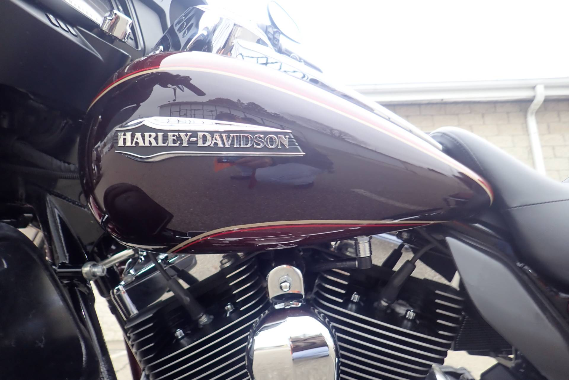 2015 Harley-Davidson Electra Glide® Ultra Classic® in Massillon, Ohio - Photo 10