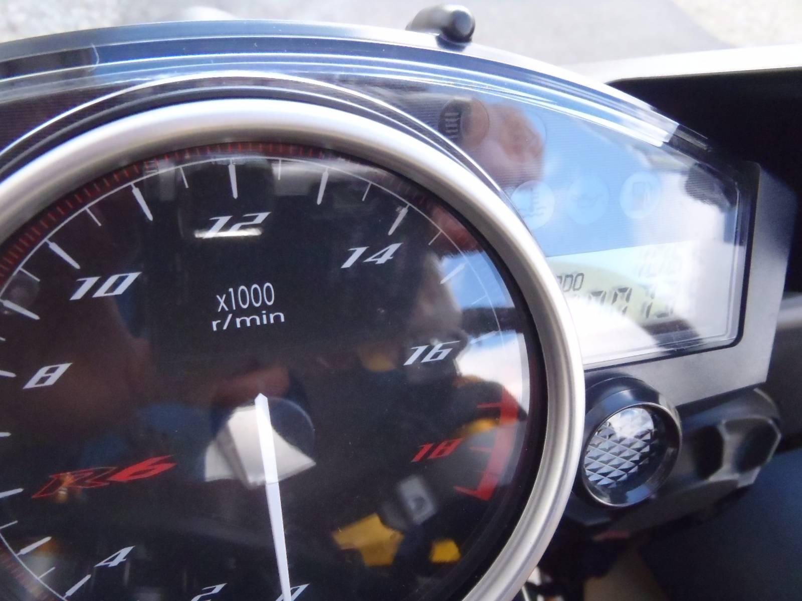 2016 Yamaha YZF-R6 in Massillon, Ohio