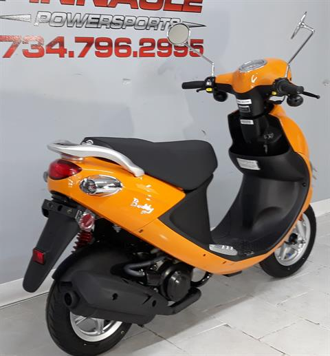 2021 Genuine Scooters Buddy 50 in Belleville, Michigan - Photo 6