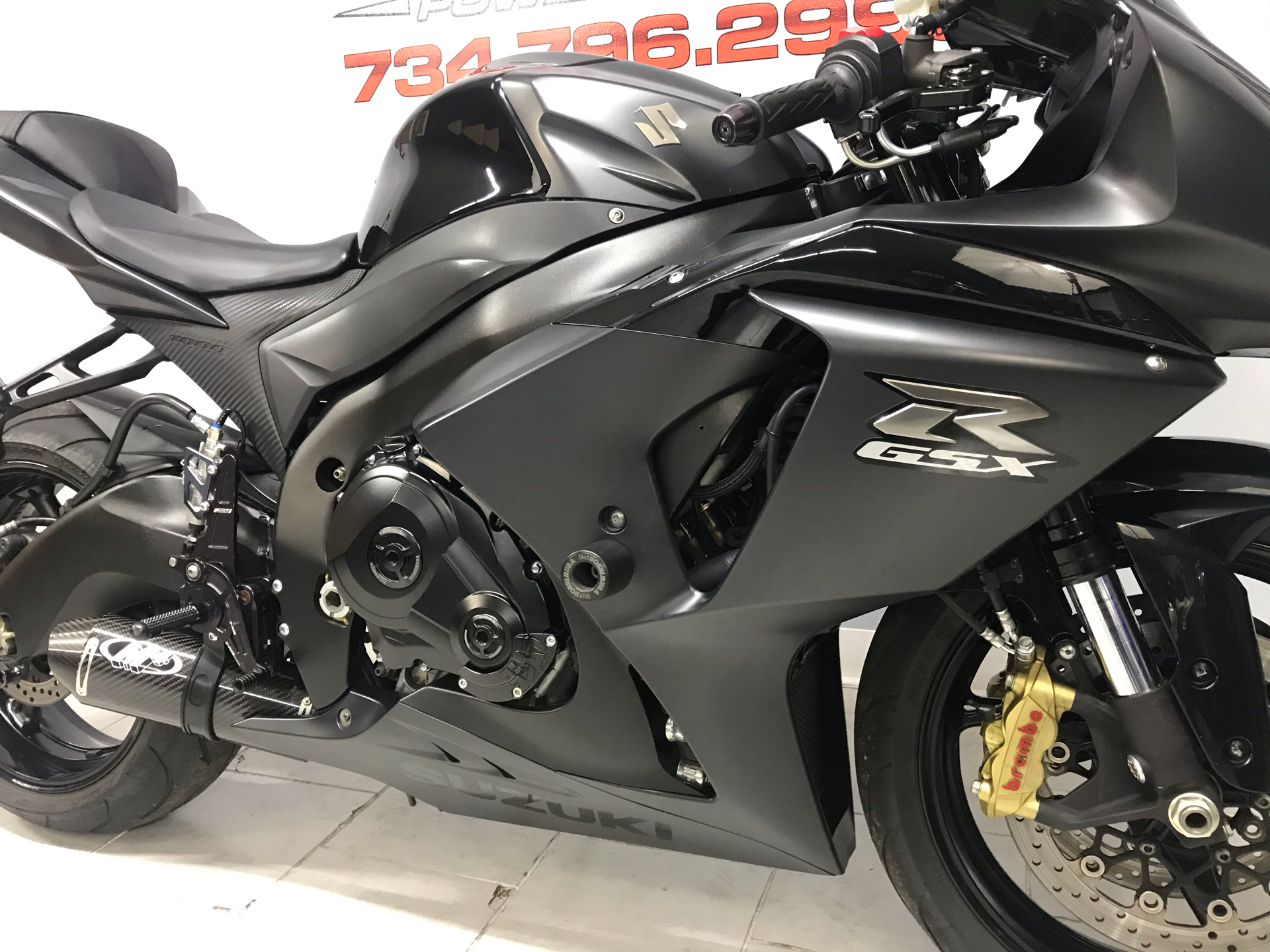 2013 Suzuki GSX-R1000™ in Belleville, Michigan - Photo 4
