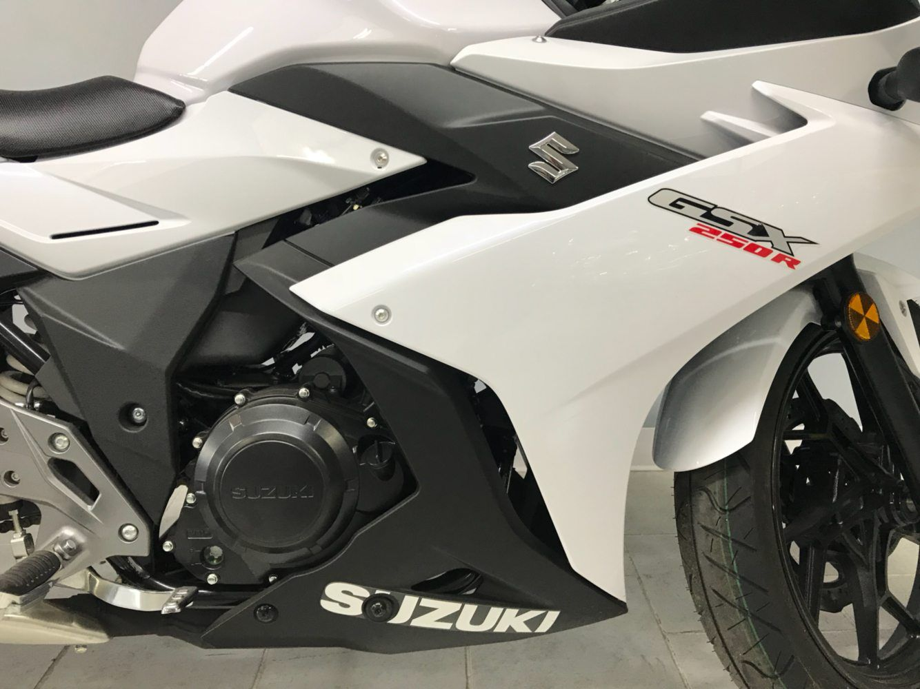 2018 Suzuki GSX250R in Belleville, Michigan