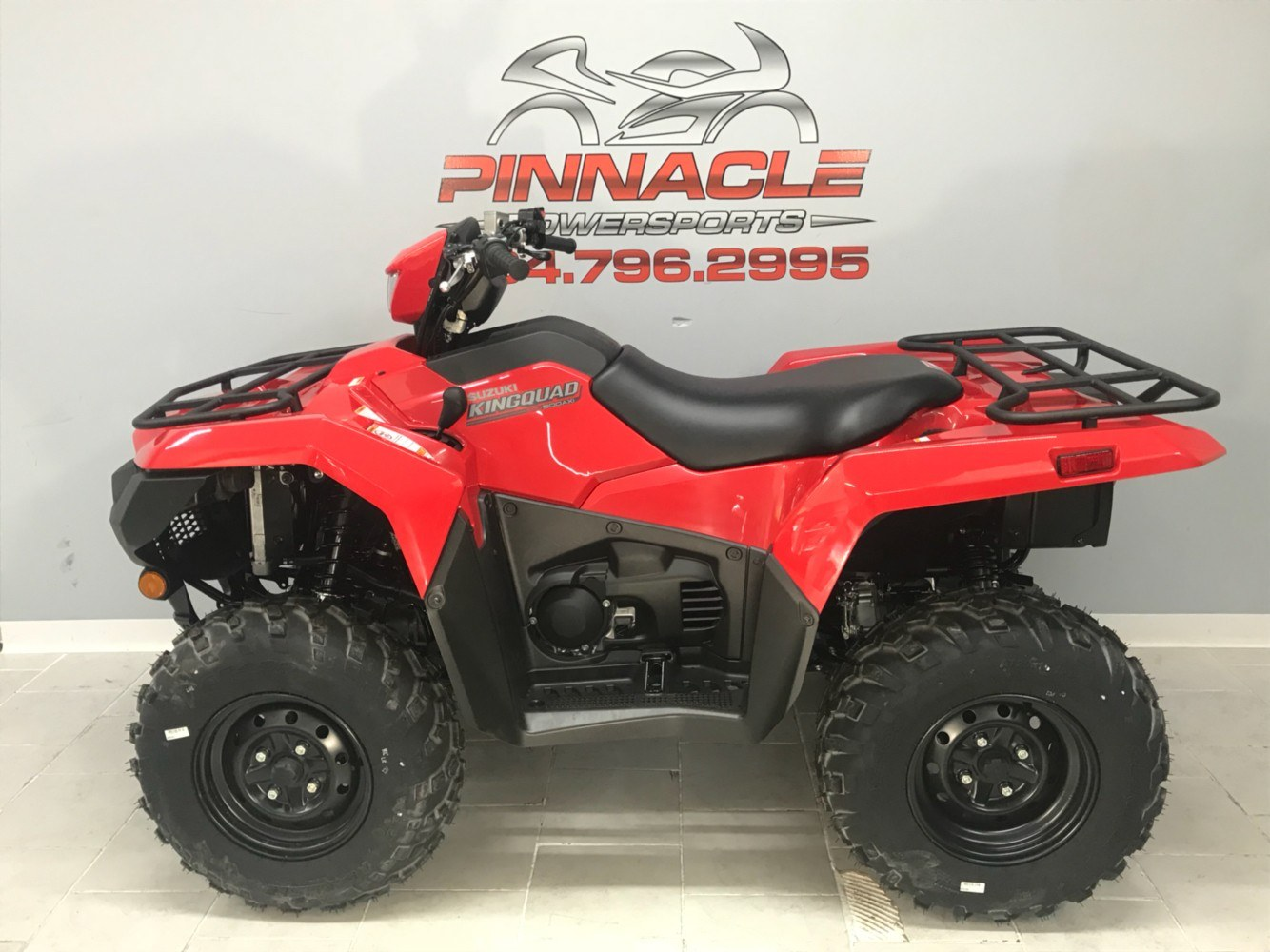 2019 Suzuki KingQuad 750AXi in Belleville, Michigan - Photo 6