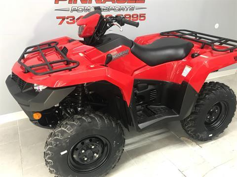 2019 Suzuki KingQuad 750AXi in Belleville, Michigan - Photo 7