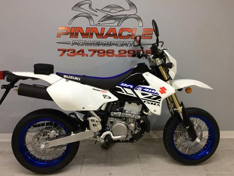 2019 Suzuki DR-Z400SM in Belleville, Michigan - Photo 1