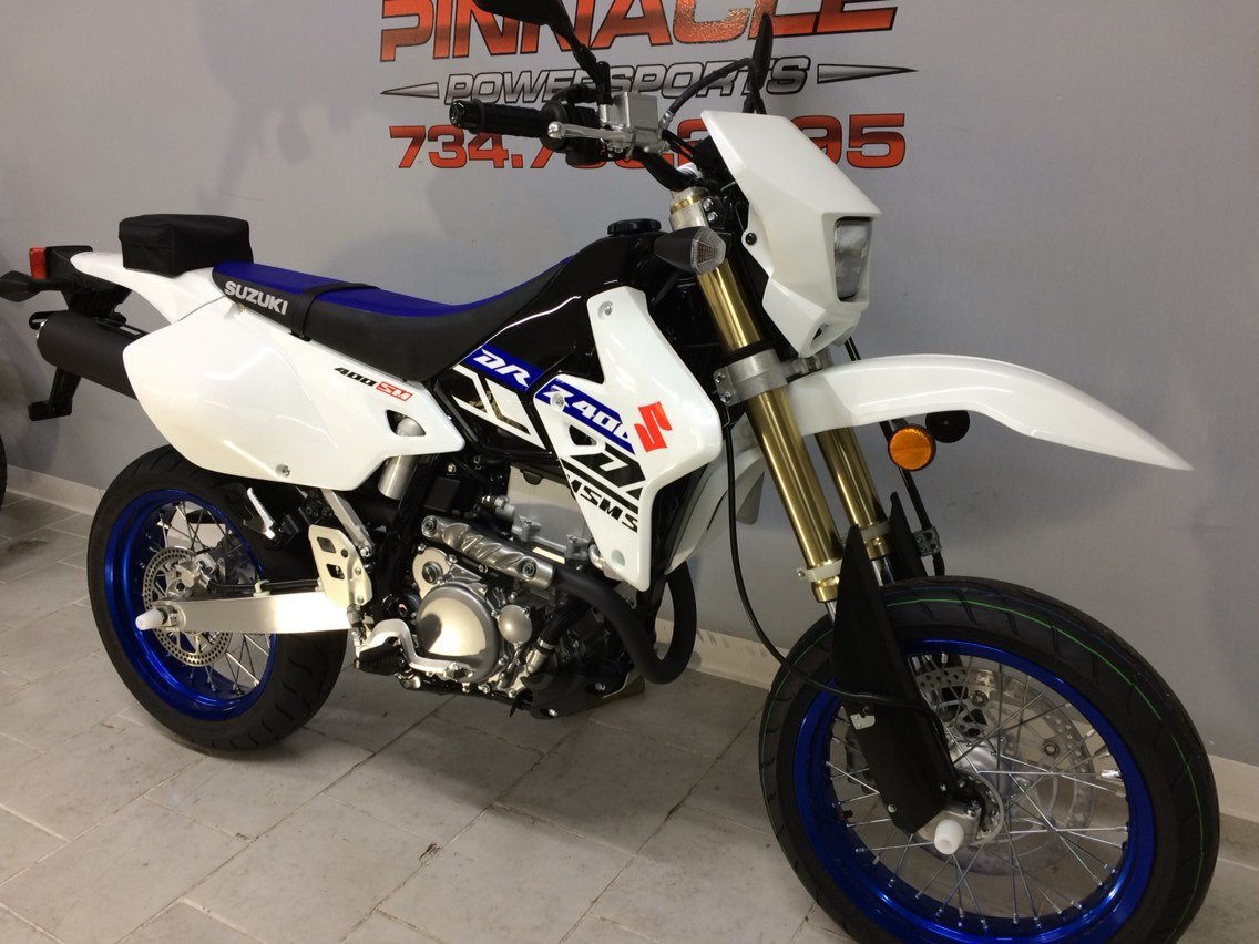 2019 Suzuki DR-Z400SM in Belleville, Michigan - Photo 6