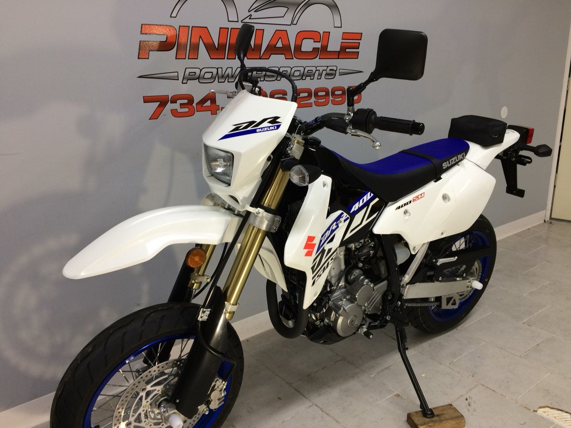 2019 Suzuki DR-Z400SM in Belleville, Michigan - Photo 11