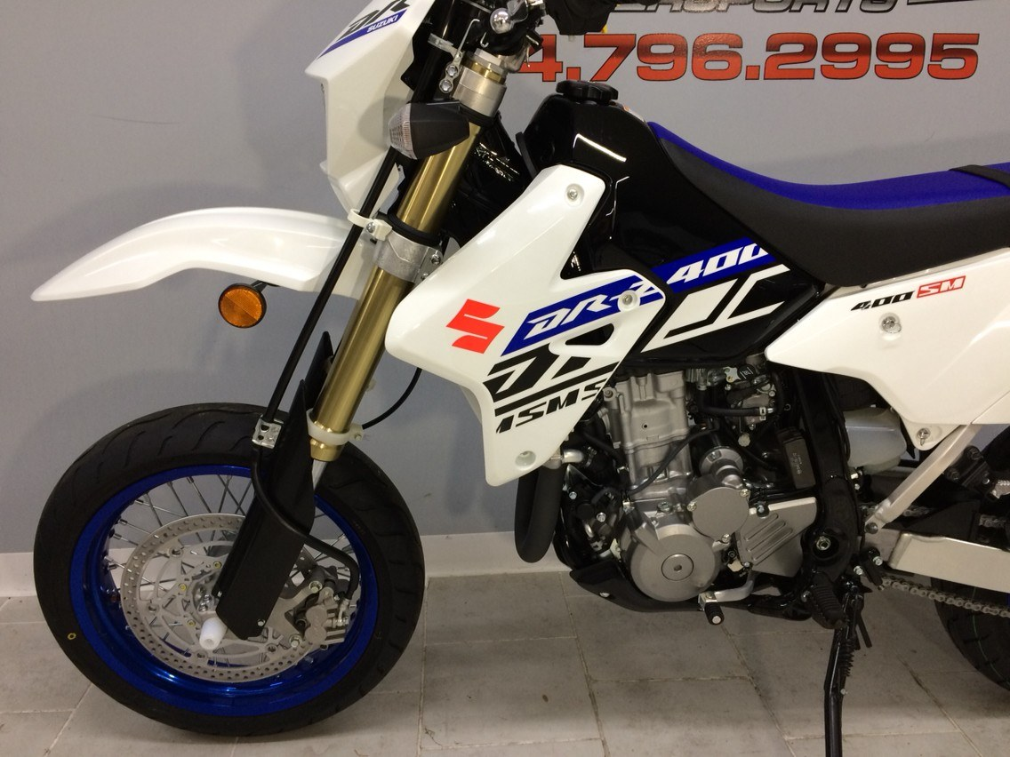 2019 Suzuki DR-Z400SM in Belleville, Michigan - Photo 9