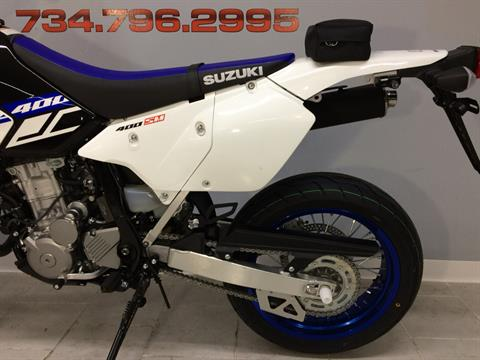 2019 Suzuki DR-Z400SM in Belleville, Michigan - Photo 10