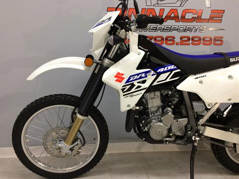 2019 Suzuki DR-Z400S in Belleville, Michigan - Photo 7