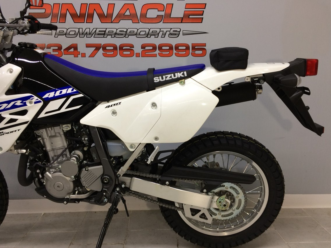 2019 Suzuki DR-Z400S in Belleville, Michigan - Photo 8