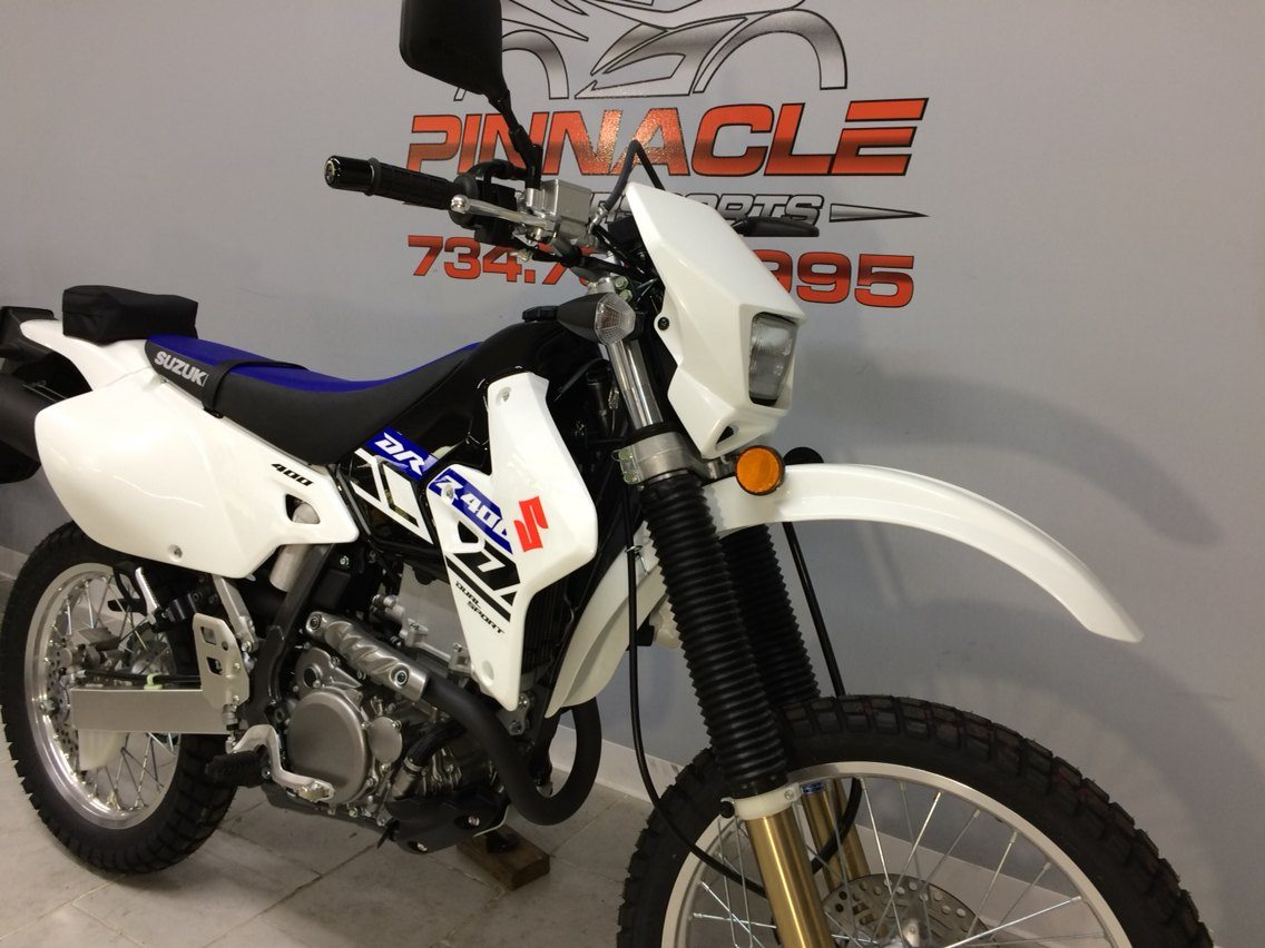2019 Suzuki DR-Z400S in Belleville, Michigan - Photo 2