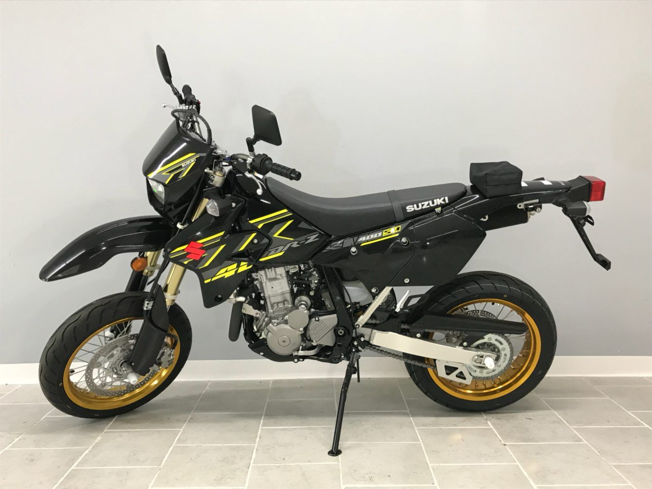 2018 Suzuki DR-Z400SM in Belleville, Michigan - Photo 2