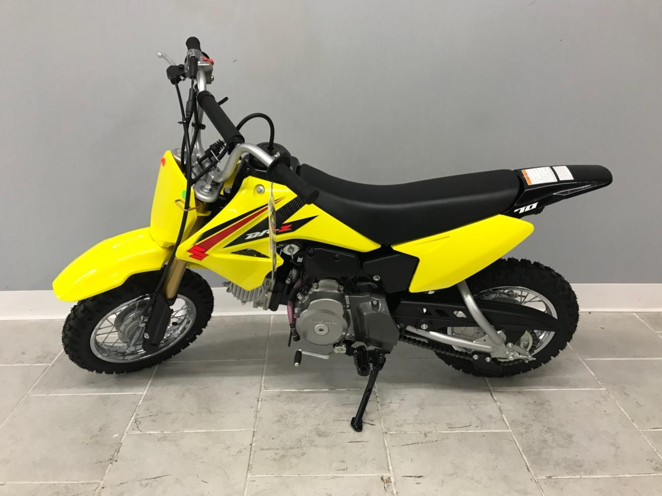 2017 Suzuki DR-Z70 2