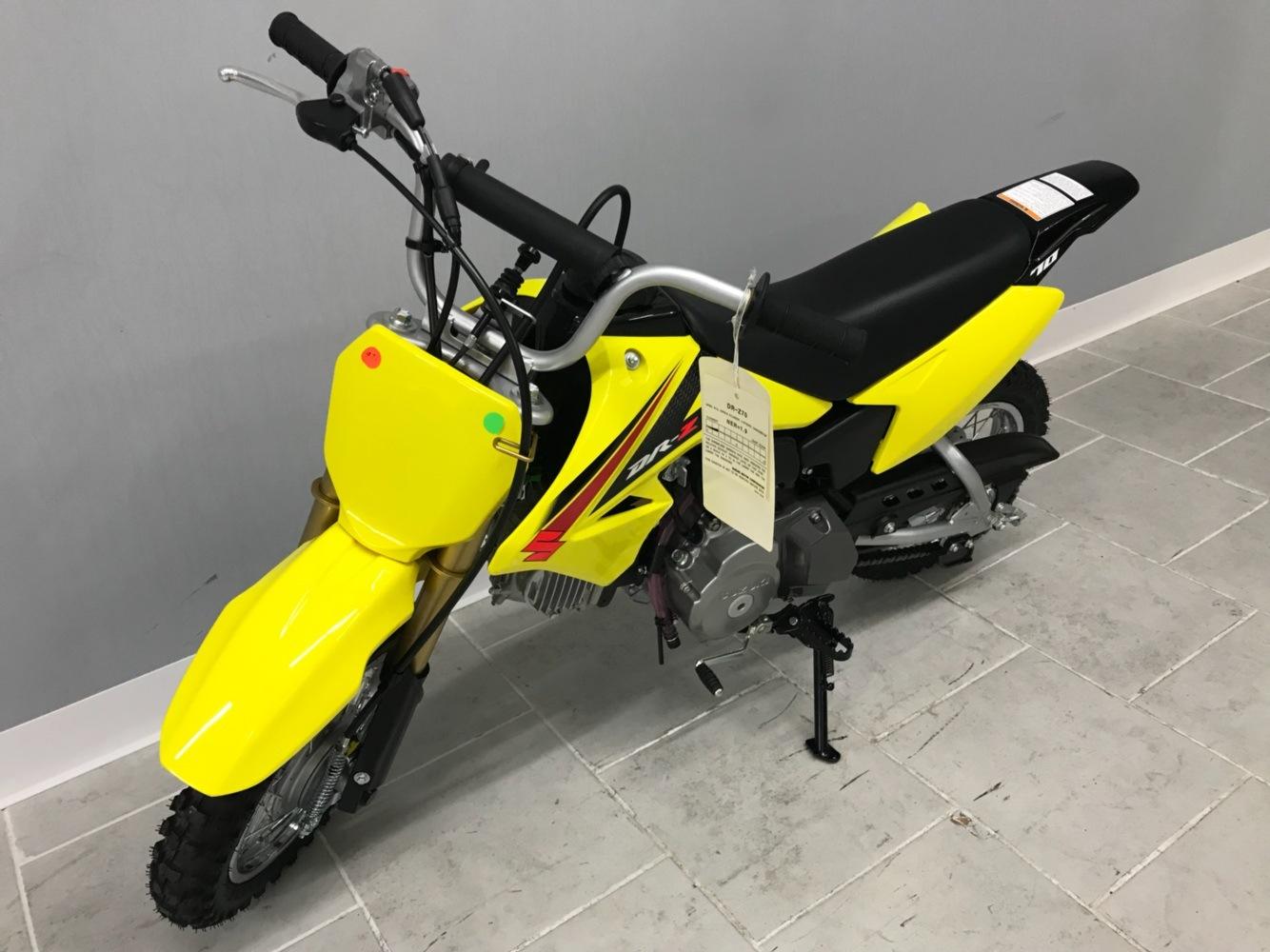 2017 Suzuki DR-Z70 4