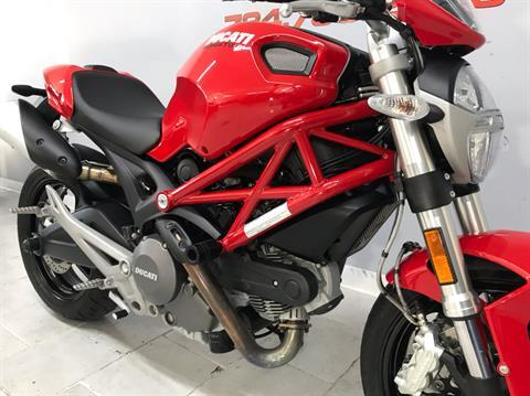 2012 Ducati Monster 696 in Belleville, Michigan - Photo 4