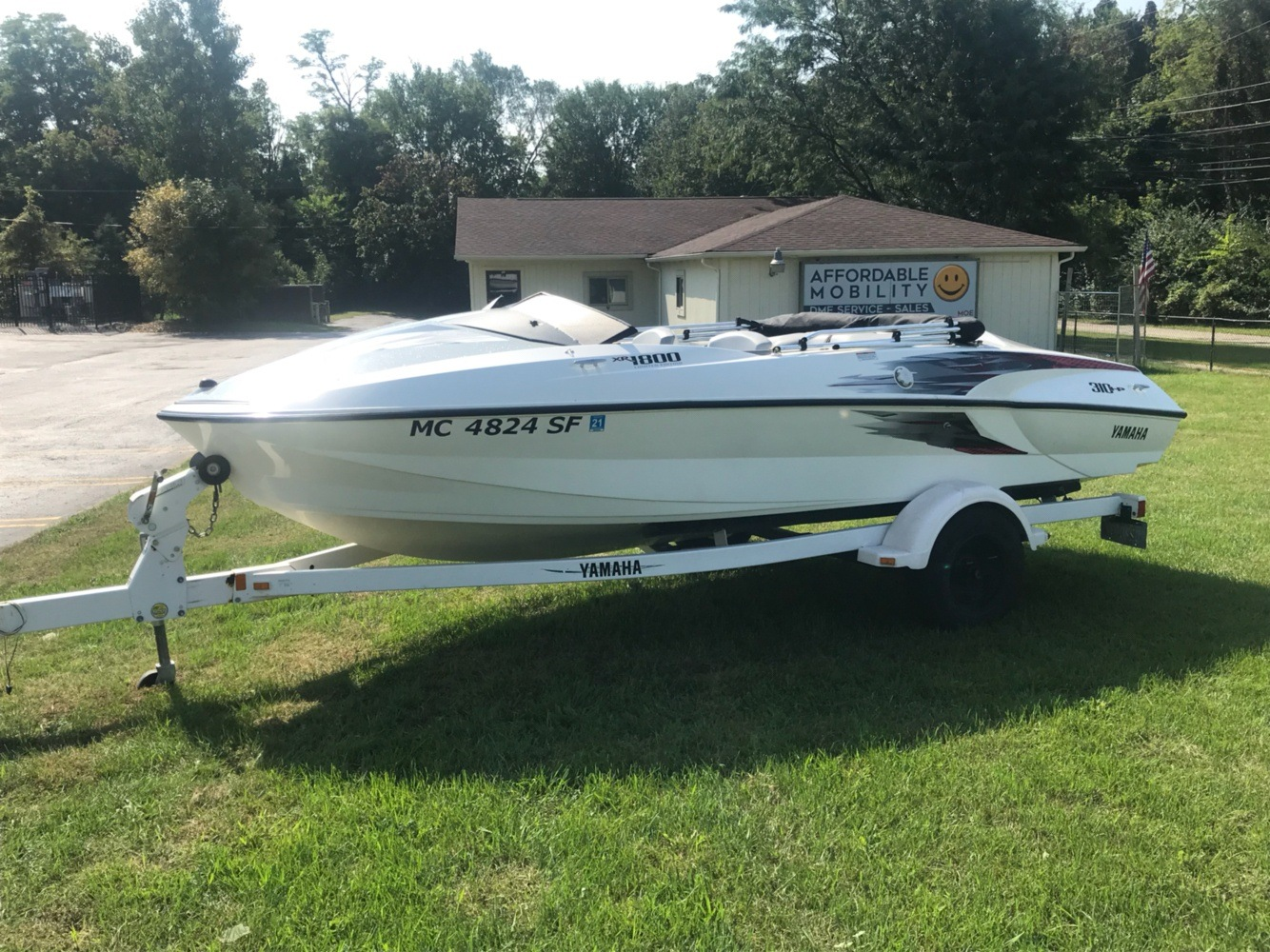 2000 Yamaha AR1800 LIMITED in Belleville, Michigan - Photo 1