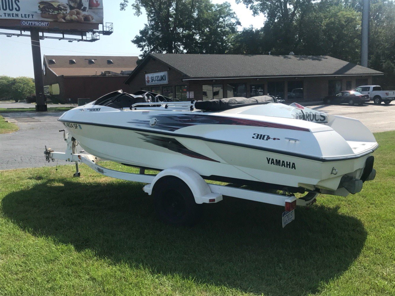 2000 Yamaha AR1800 LIMITED in Belleville, Michigan - Photo 3