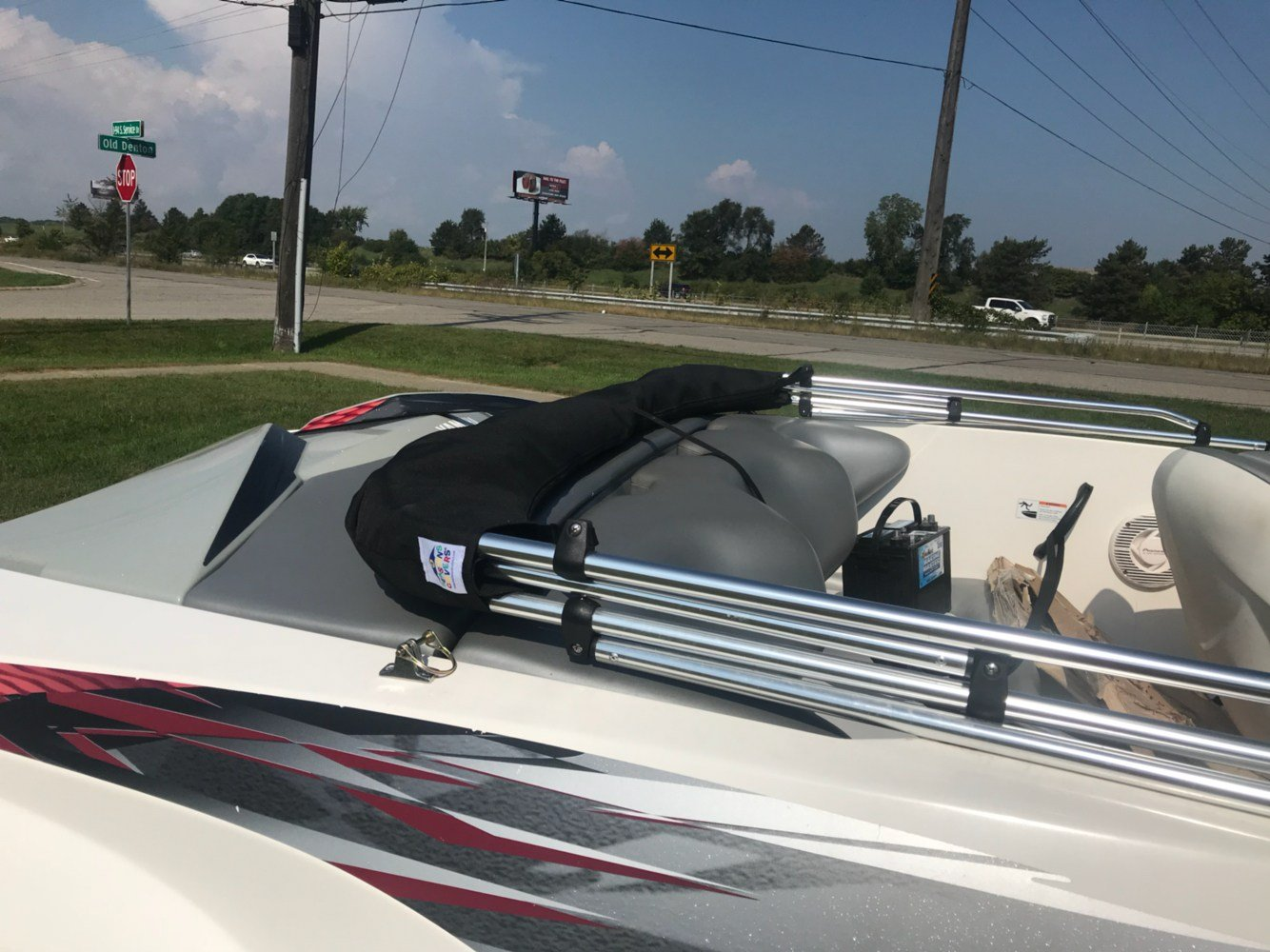 2000 Yamaha AR1800 LIMITED in Belleville, Michigan - Photo 7