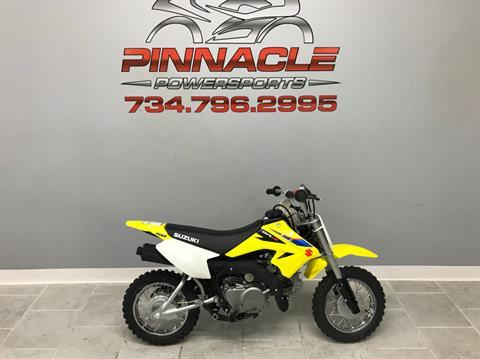 2019 Suzuki DR-Z50 in Belleville, Michigan - Photo 2