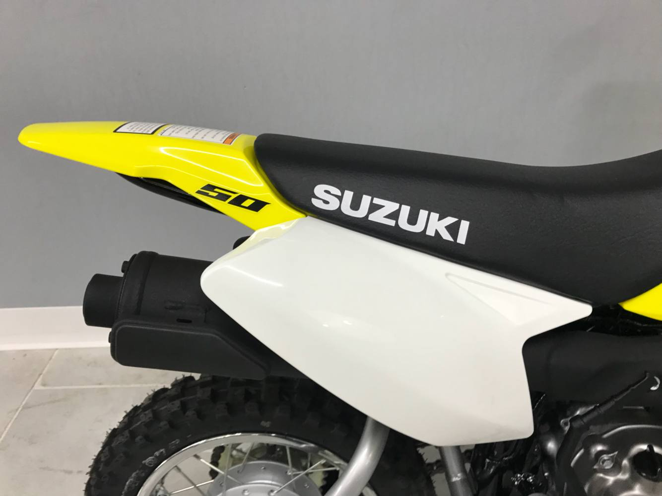 2019 Suzuki DR-Z50 in Belleville, Michigan - Photo 3