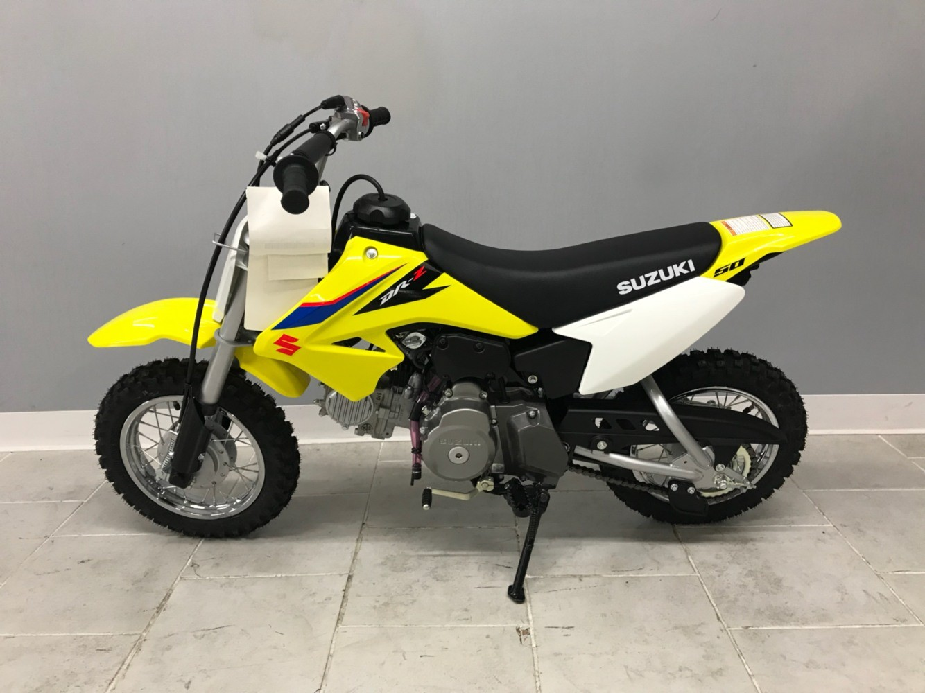 2019 Suzuki DR-Z50 in Belleville, Michigan - Photo 6
