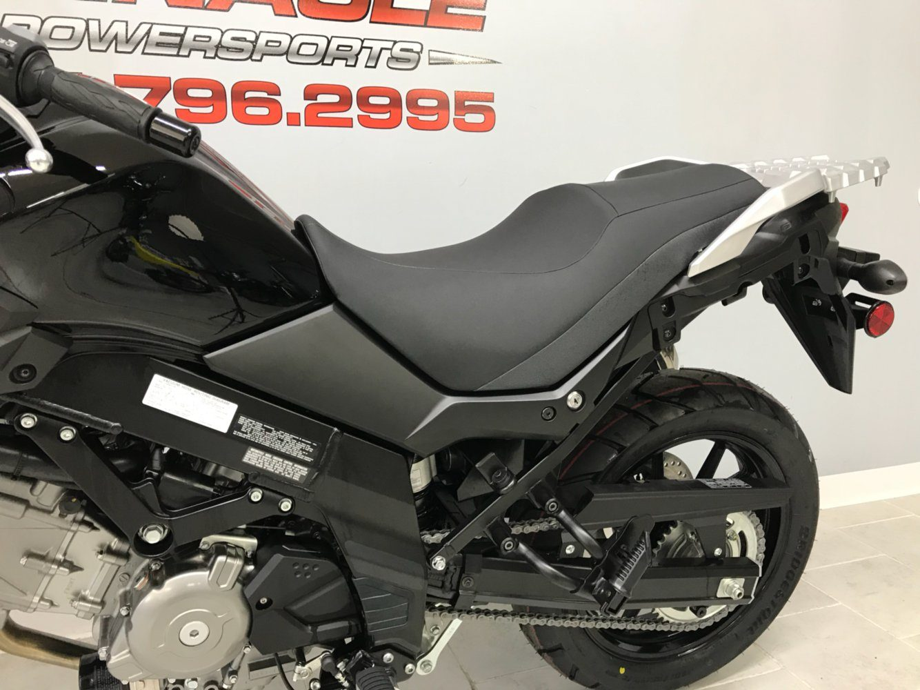 2018 Suzuki V-Strom 650 in Belleville, Michigan - Photo 14
