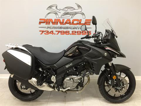 2018 Suzuki V-Strom 650 in Belleville, Michigan - Photo 1