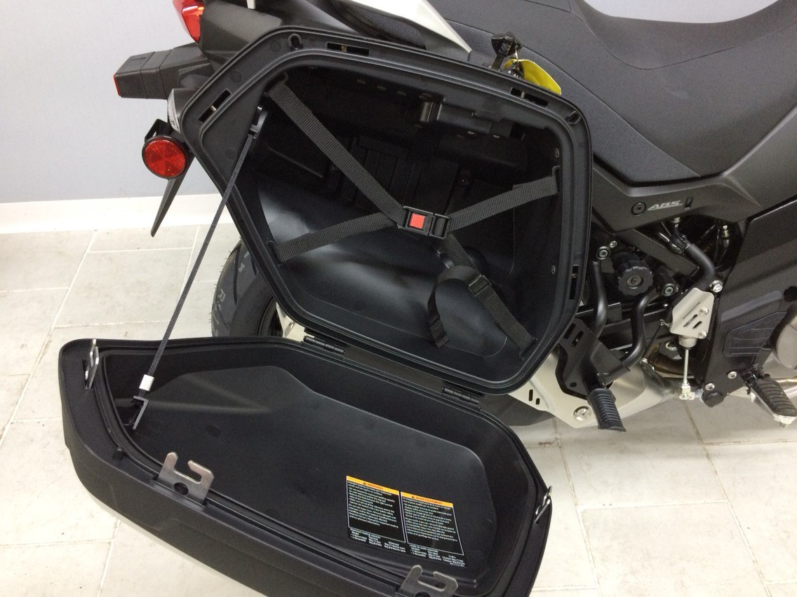 2018 Suzuki V-Strom 650 in Belleville, Michigan - Photo 2