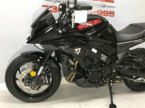2020 Suzuki Katana in Belleville, Michigan - Photo 9