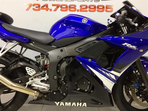 2008 Yamaha R6S in Belleville, Michigan - Photo 3