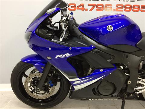 2008 Yamaha R6S in Belleville, Michigan - Photo 11