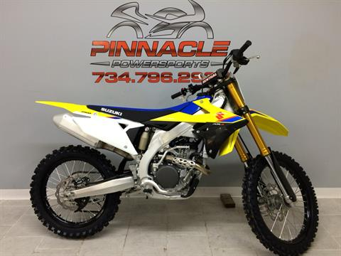 2019 Suzuki RM-Z250 in Belleville, Michigan
