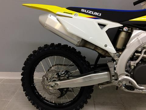 2019 Suzuki RM-Z250 in Belleville, Michigan - Photo 4