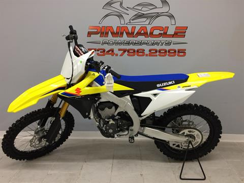2019 Suzuki RM-Z250 in Belleville, Michigan - Photo 7