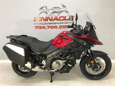 2019 Suzuki V-Strom 650XT Touring in Belleville, Michigan - Photo 1