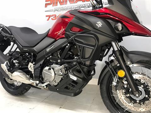 2019 Suzuki V-Strom 650XT Touring in Belleville, Michigan - Photo 4