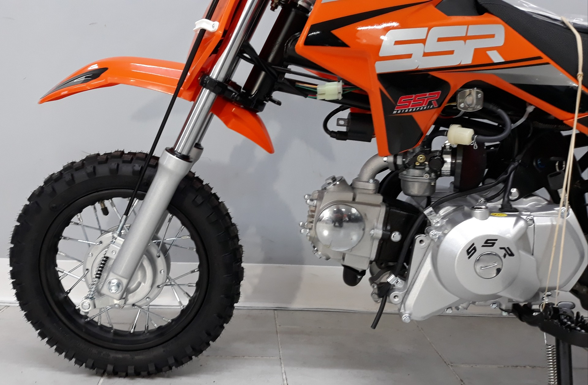 2021 SSR Motorsports SR70 Auto in Belleville, Michigan - Photo 12