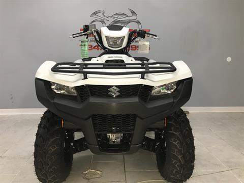 2020 Suzuki KingQuad 500AXi Power Steering in Belleville, Michigan - Photo 4