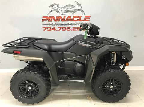 2020 Suzuki KingQuad 750AXi Power Steering SE+ in Belleville, Michigan - Photo 1