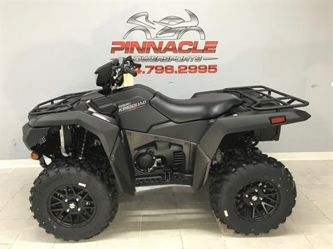 2020 Suzuki KingQuad 750AXi Power Steering SE+ in Belleville, Michigan - Photo 5