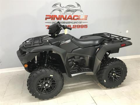 2020 Suzuki KingQuad 750AXi Power Steering SE+ in Belleville, Michigan - Photo 6