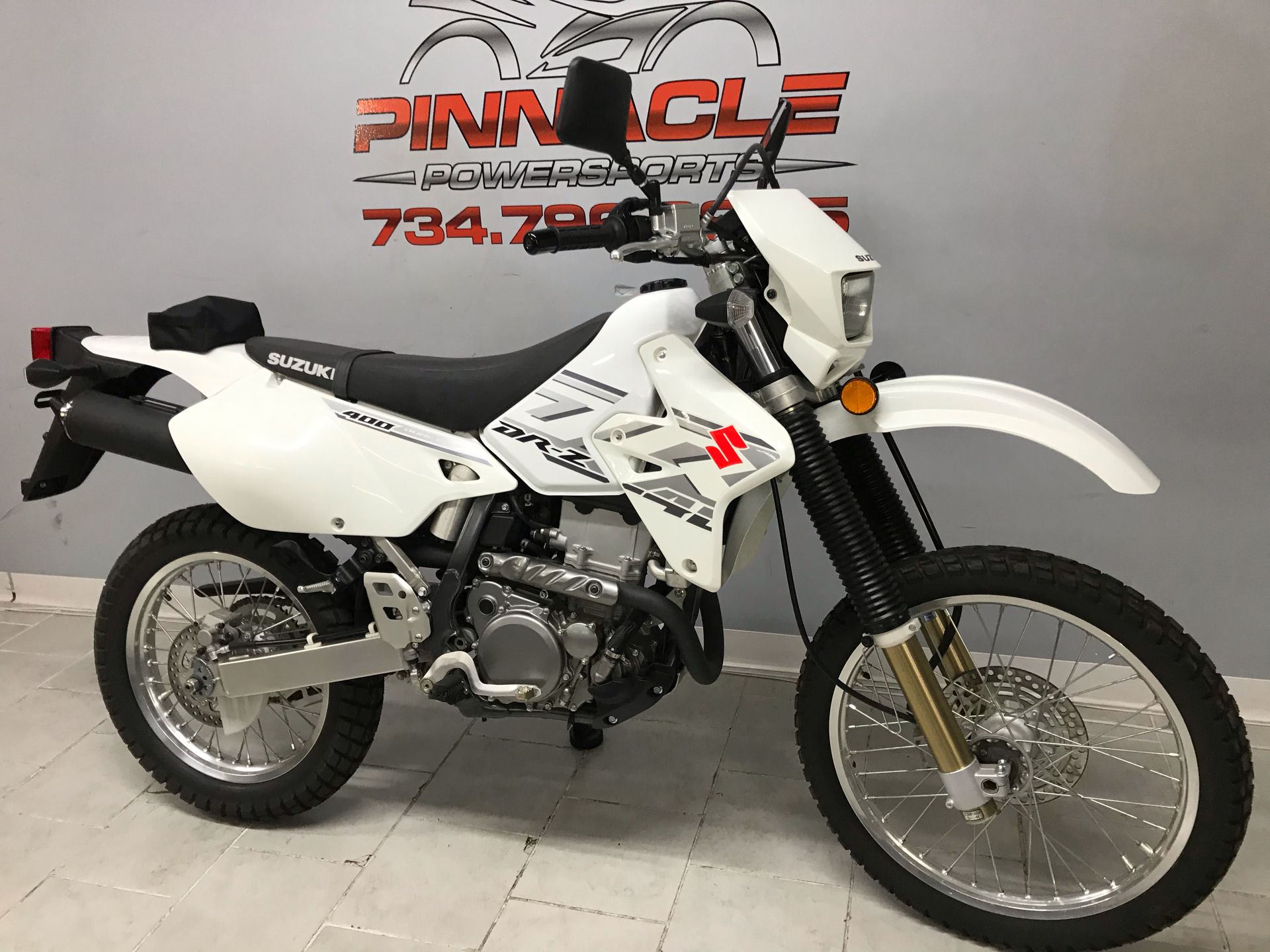 2018 Suzuki DR-Z400S in Belleville, Michigan - Photo 2