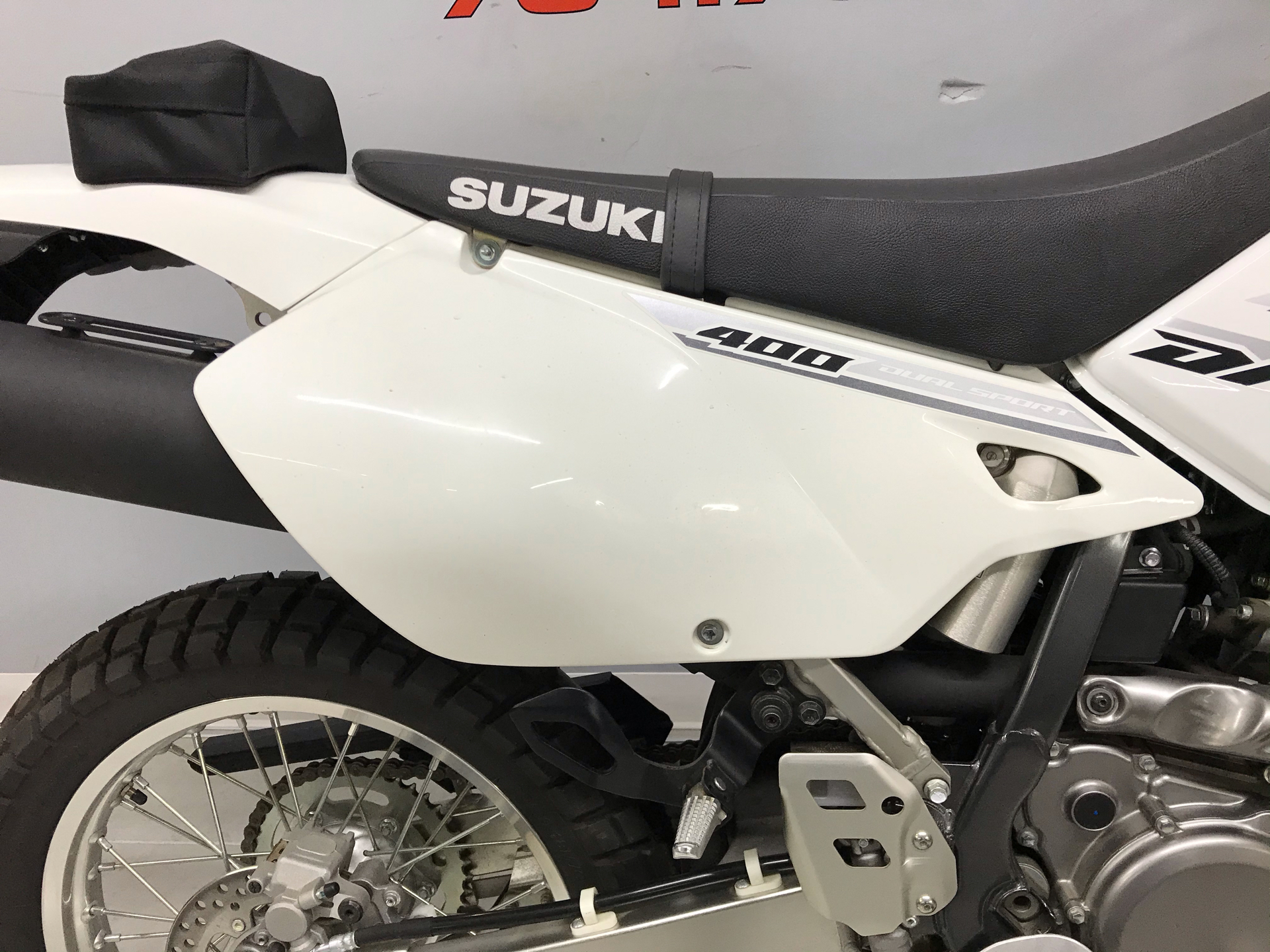 2018 Suzuki DR-Z400S in Belleville, Michigan - Photo 6