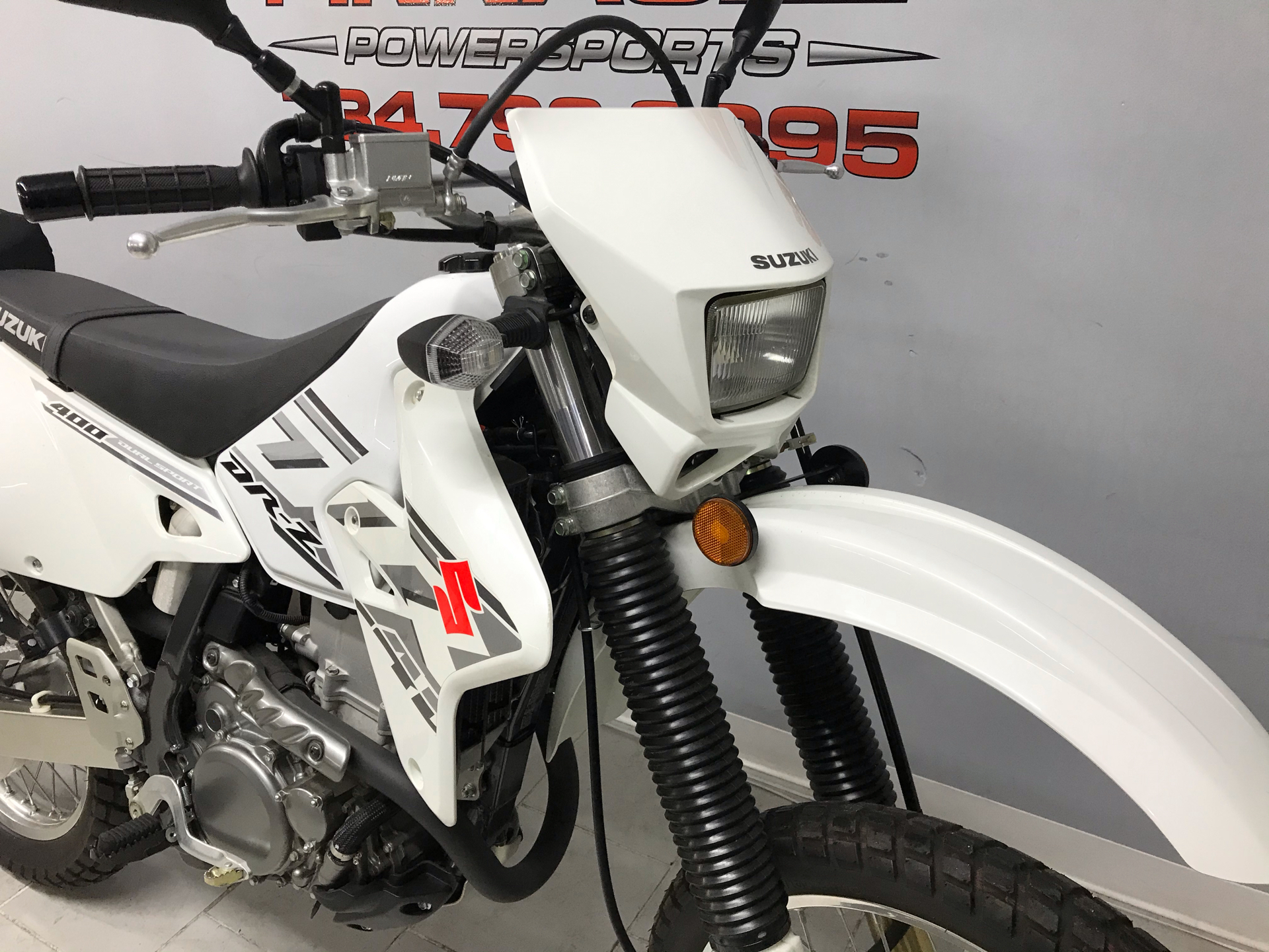 2018 Suzuki DR-Z400S in Belleville, Michigan - Photo 8
