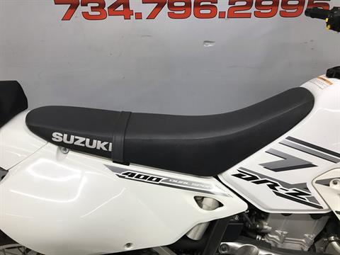 2018 Suzuki DR-Z400S in Belleville, Michigan - Photo 9