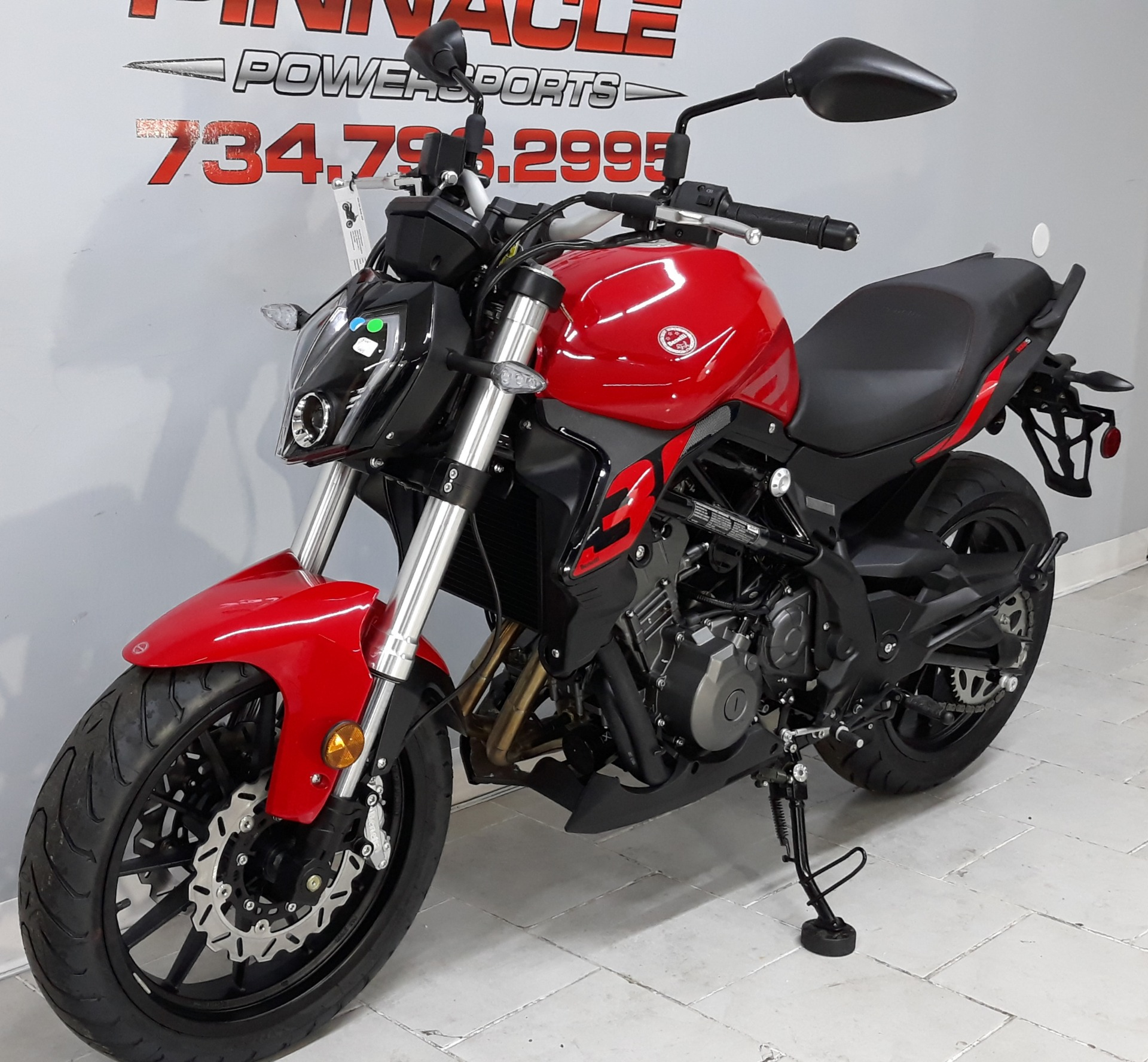 2020 Benelli 302S in Belleville, Michigan - Photo 14
